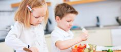 18 Healthy Recipes to Make With Toddlers Getting kids to eat healthy meals from a young age is important, but not always easy. Here's advice and recipes to help.