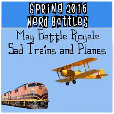 CLOSED: Spring Nerd Battles 2015 --March 1, 2015 - May 31, 2015-- - MISCELLANEOUS TOPICS