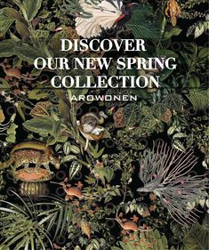Discover the newest Interior Collections at arowonen. Visit our arowonen store & get inspired. Spring Collection, Weed, Dreaming Of You