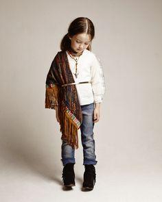 Serie mode : comme une indienne   MilK - Le magazine de mode enfant