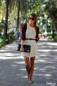 Wygodny, elegancki strój