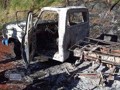BLOG DO MARKINHOS: F350 é furtada em Manoel Ribas e incendiada no Alt...