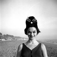 Imagens vintages de modelos vestindo engraçadas capas de banho - Stefany Blog