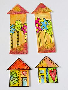 Moo & inchie houses   Flickr - Photo Sharing!
