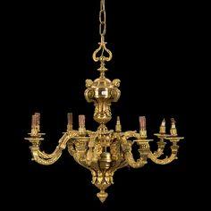 TAKARMATUR, Louis XV-stil, brons, 1900-tal.