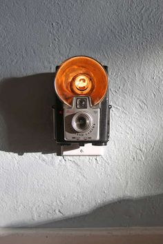 DIY Camera Nightlight
