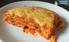 Eierlasagne – GesundeRezepte.me Low Carb Keto, Low Carb Recipes, Healthy Recipes, Paleo Pizza, Lchf, Main Dishes, Food And Drink, Health Fitness, Snacks