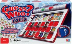 Guess Who Extra Electronic Game * Want additional info? Click on the image.