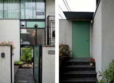 [the home of Shosuke Ishizu photographed by Yasuyuki Takaki, from ideelifecycling.com]