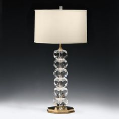 56 great table lamps images crystal lamps crystal lights brass lamp rh pinterest com