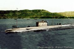 Y-1 Katsonis (Greek: Y-1 Κατσώνης), the first class of Greek submarines ordered after the First World War. It was built at the Gironde Bordeaux shipyards between 1925-27, and commissioned into the Hellenic Navy on 8 June 1928.