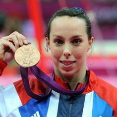 Beth Tweddle – Bronze Medal - Uneven Bars Gymnastics