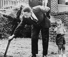 Una inmortalizada imagen de Martin Luther King