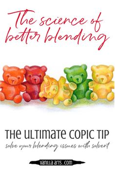 How to Blend Copic Markers: The #1 Secret to Smoother Blending — Vanilla Arts Co. Copic Marker Art, Copic Art, Copic Pens, Sketch Markers, Copic Sketch, Coloring Tips, Adult Coloring, Coloring Books, Copics