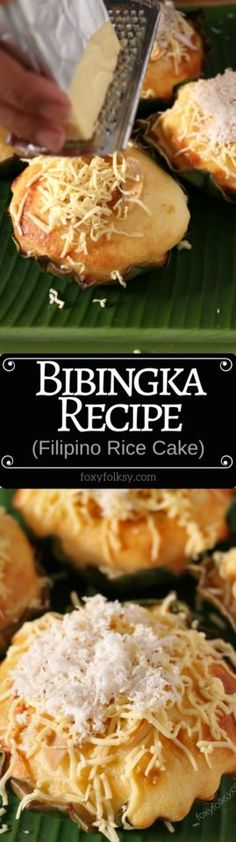Enjoy this easy and simple Bibingka recipe, a classic Filipino rice cake that will surely bring you the Filipino Christmas feels! | www.foxyfolksy.com
