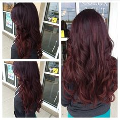Interesting color...I have similar one maybe add subtle highlights or ombre