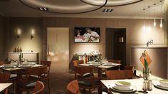 Lamaréda Luxury Restaurant Interior
