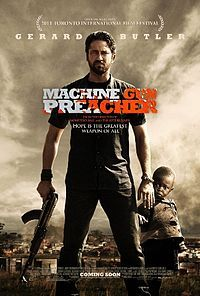 Проповедник с пулеметом  Machine Gun Preacher