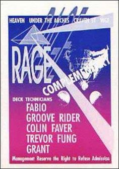 rage rave flyers - Google Search