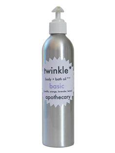 Basic Body + Bath Oil - PRE-ORDER!