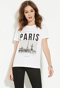 T shirt cru da cópia da letra de Hem | Gearbest Portugal