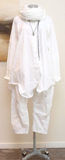 White layered ethnic look - nelly - Hemd AYELA white - Sommer 2013 Cool Outfits, Casual Outfits, Fashion Outfits, Womens Fashion, Relaxed Outfit, Natural Clothing, Garment Racks, Perfect Wardrobe, Fashion Images