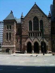 Beautiful church Denver CO