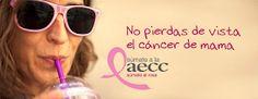 Amglez: una mañana de octubre: El cáncer de mama. ¡Lucha!