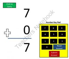 Ultimate Math Pack from My Tech Shop on TeachersNotebook.com -  (1 page)  - Addition, Subtraction, Multiplication, Times Table, Division,