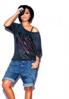 Lauren London Goes Short For Fearless