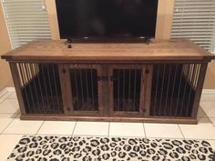 dog crate decor #dogcratedecor