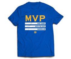 Loyal to a Tee x Stephen Curry 'MVP Curry' Tee