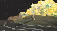 이종훈 감독이 연출하고 이지혜 작가가 미술감독을 맡는 등 VCR 모두 함께하는 첫 필름 <The Starry Night>.