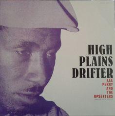 Lee Perry & His Upsetters High Plains Drifter - Jamaican 45's 1968-73 Double Vinyl LP