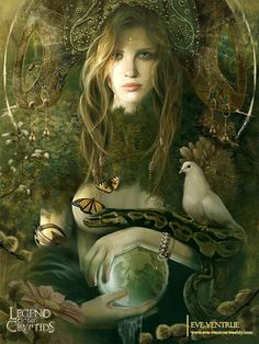 Gaia, Mother of Earth (advanced)