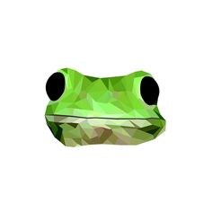 Small frog I made #photography #illustration #design #macbook #type #logo #geometric #art #53sketch #graphicroozane #artmagazine #logoplace #pirategraphic #dribbble #lovedesign #designlife #illustrate #visforvector #polygonal #designarf #graphicdesignblog #graphicdesignblg #iconaday #graphicgang #thedesigntip #LowPolyLook by ryanbrowndesign
