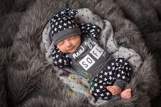 Nuevo chico de Baby boy operan tan próximo traje casa carbón y