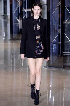 Anthony Vaccarello Fall 2016 Ready-to-Wear Collection Photos - Vogue