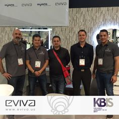 EVIVA LLC. at KBIS Orlando 2017   The Leading Kitchen And Bath Industry Show. The #1 Networking Conference for Kitchen and Bathroom Designers. Visit our website for more details: www.eviva.us #Bathroom_furniture #bathroom_trends #Home_Decor #EvivaLLC