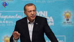 بعد فوات الأوان أردوغان يعترف ان العمليات الإرهابية في العراق وسوريا امتداد لمؤامرة كبيرة !