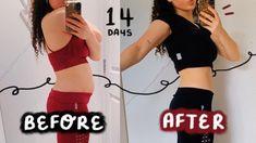 2 Week Abs, Morning Workout Routine, Workout Routines, Workouts, Free Workout Programs, Dip Workout, Walking Everyday, Chloe Ting, Hips Dips