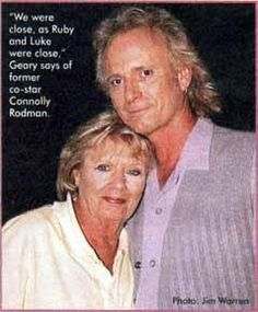 Aunt Ruby was one tough old broad that was also as soft as a marshmallow...specially when her babies Luke and Bobby were around!