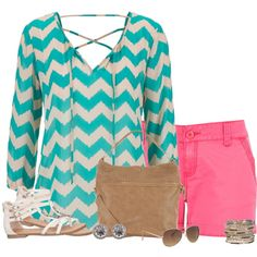 A fashion look from June 2015 featuring maurices blouses, maurices shorts and maurices sandals. Browse and shop related looks.