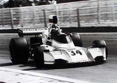 Carlos Pace, Dijon Prenois 1974, Brabham BT42