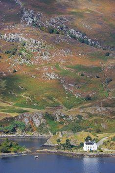 Lochcarron: idílico, aislado y pintoresco