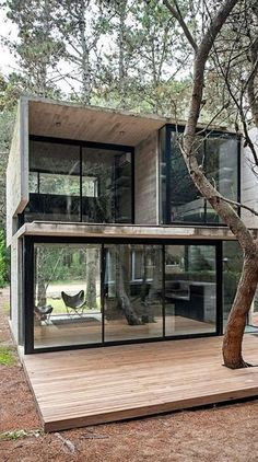 Shipping containers 412783122099205211 - 75 Admirable Shipping Container House Design Ideas Tiny House Design admirable Container design House ideas Shipping Source by sandrasanay Tiny House Cabin, Tiny House Design, Modern House Design, Glass House Design, Home Design, Architecture Design, Container Architecture, Architecture Portfolio, Casas Containers