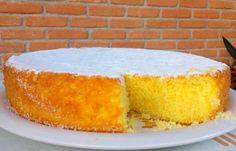 Aprenda a fazer um delicioso bolo de laranja sem glúten e lactose.