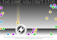 """Can't Stop!"" Brain Game 