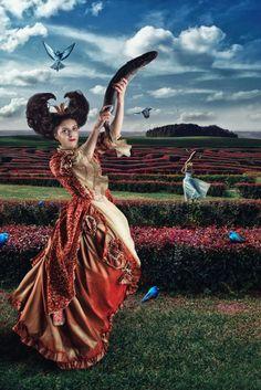 Photograph  Wonderland Again by Alexander Corvus on 500px
