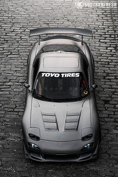 Mazda RX7.